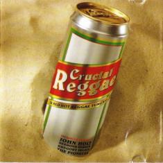 Vand CD Various – Crucial Reggae ,original