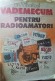 Vademecum pentru radioamatori – Ion Mihail Iosif