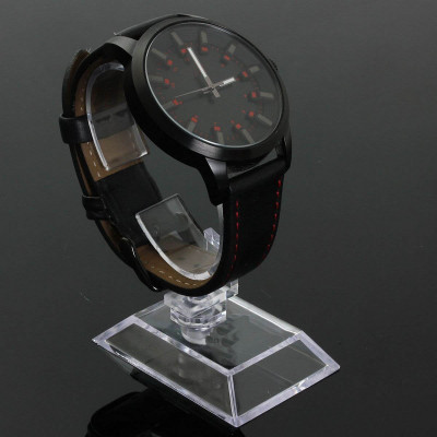 Stativ plastic prezentare ceasuri / bijuterii foto