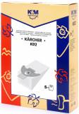 Sac aspirator KARCHER 2501, hartie, 5X saci, KM