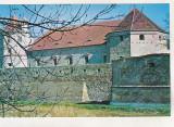 Bnk cp Cetatea Fagarasului - Vedere - necirculata, Printata, Fagaras