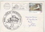 Bnk ip Plic cu stampila ocazionala Muzeul N Grigorescu Campina 1980