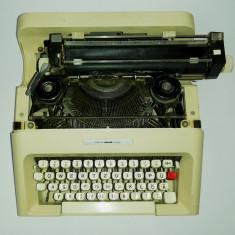 Olivetti Spania masina de scris masiva din fonta geanta de transport