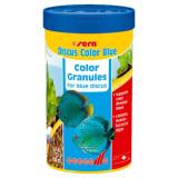 Sera Discus Color Blue, 250ml, 112gr, 326, Hrana discusi granule
