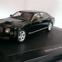 Macheta Bentley Mulsanne 2011 - Minichamps 1/43