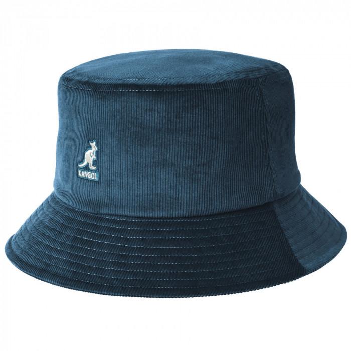 Palarie Kangol Cord Bucket Verde (Masura: L) - 16281147804