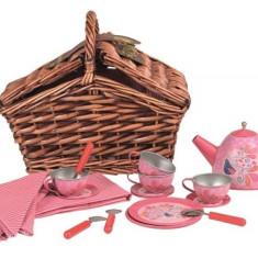 Set de joaca ceai in cos impletit Egmont Toys