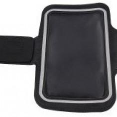 Banderola reglabila Trendy8 Universal Sports neagra marimea XXXL pentru telefoane