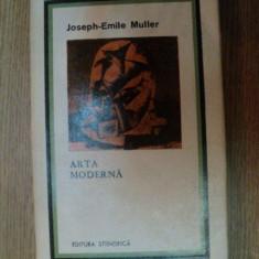 ARTA MODERNA de JOSEPH-EMILE MULLER , 1963