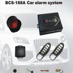 Alarma auto, BCS-188A - 200522