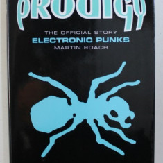 PRODIGY - THE OFFICIAL STORY ELECTRONIC PUNKS by MARTIN ROACH , 2010