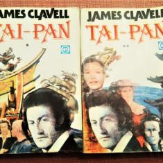 Tai-Pan 2 Volume. Editura Orizonturi, 1994 - James Clavell