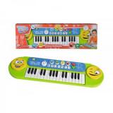 Jucarie Pian 32 clapete Funny Keyboard 6834250 Simba