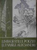 Limba Si Stilul Poeziei Lui Vasile Alecsandri - Florin D. Popescu ,522748