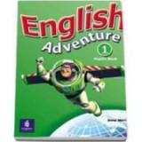 English Adventure, Pupils Book, Level 1. Plus Picture Cards