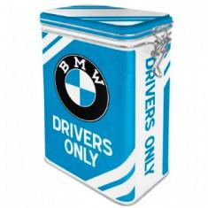 Cutie Metalica Cafea capac etans BMW - Driver only