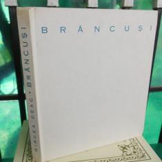 MIRCEA DEAC - CONSTANTIN BRANCUSI ( ALBUM ) , 1966