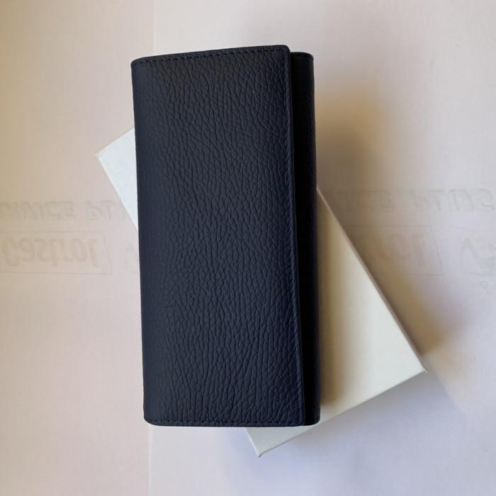 Portofel de dama,din piele naturala,pentru bani,carduri,marunt,nou in cutie