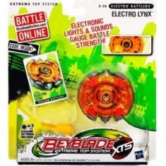 Beyblade - Titirez electro-spin