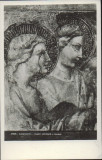 """Carte Postala - Pisa - Camposanto - Angeli (attribuiti a Giotto) """"CP19"""", Italia, Necirculata, Fotografie"""