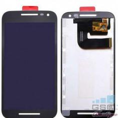 Display Motorola Moto G3 XT1541 Cu Touchscreen Negru