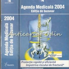 Agenda Medicala 2004 - Dr. Farm. Florica Nicolescu