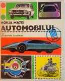AUTOMOBILUL de HORIA MATEI, ILUSTRATII de N. NOBILESCU, 1977