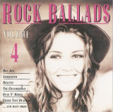 CD Rock Ballads Volume 4, original: Aerosmith, Bon Jovi, Roxette