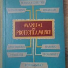 MANUAL DE PROTECTIA MUNCII - COLECTIV