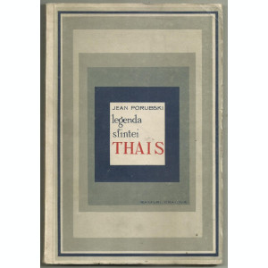 Jean Porubski / Legenda Sfintei Thais - 1938