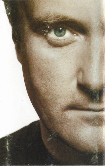 Casetă audio Phil Collins - Both Sides