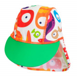 Sapca Funny Fish 2-4 ani protectie UV Swimpy for Your BabyKids