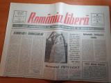ziarul romania libera 18 ianuarie 1990-art. revolutie,incep marile procese