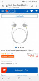Casti originare de la Bose cu Bluetooth si fir, Casti On Ear, Wireless