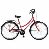 Bicicleta City 28 Rich R2892A culoare rosualb, RICH BIKE