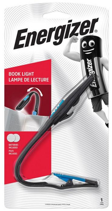 Lanterna de carte Energizer Booklight include 2 X CR2032