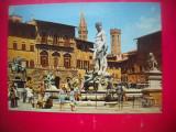 HOPCT 67707 PIATA SIGNORIA -FIRENZE / FLORENTA   -ITALIA-NECIRCULATA