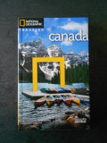 CANADA. NATIONAL GEOGRAPHIC TRAVELER (ghid calatorie)