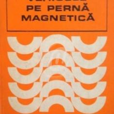Vehicule pe perna magnetica
