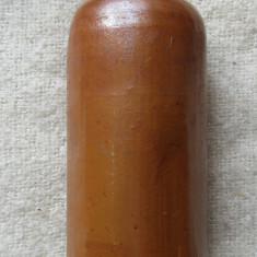 Sticla ceramica veche. Vol 900.