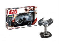 Nava Star Wars Darth Vader Tie Fighter Revell foto