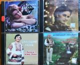 Ileana Sararoiu, Margareta Clipa, Gh. Palcu, A. Negrau (set 4 CD)