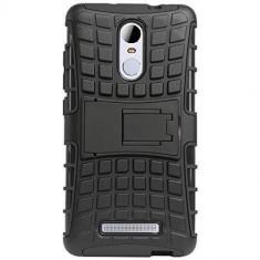 Husa Marmalis Armor Neagra Pentru Xiaomi Redmi Note 3