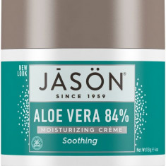 Crema de fata, restructuranta, cu 84% aloe vera organica, 113g, Jason