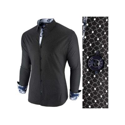 Camasa pentru barbati, negru, slim fit, casual - Epic foto