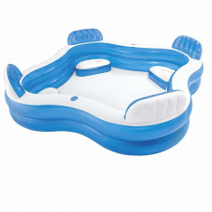 Piscina gonflabila familie Intex Swim Center 229x229x66 cm