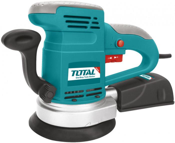TOTAL - Masina de slefuit rotativa - 450W - MTO-TF2041506