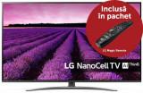 Televizor LED LG 139 cm (55inch) 55SM8200PLA, Ultra HD 4K, Smart TV, WiFi, CI+