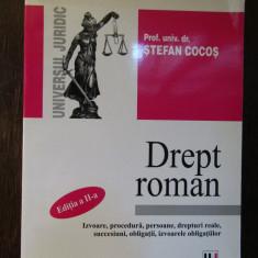 DREPT ROMAN-STEFAN COCOS