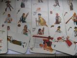 Joc vechi comunist, epoca de aur,CALUSARULanii 80, incomplet, in cutie originala
